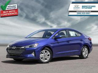 New 2020 Hyundai Elantra Preferred w/Sun & Safety Package IVT  - $142 B/W for sale in Brantford, ON
