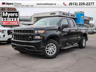 New 2020 Chevrolet Silverado 1500 Work Truck  - for sale in Ottawa, ON