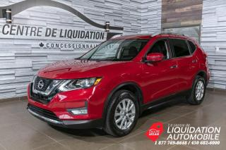 Used 2017 Nissan Rogue SV+AWD+CAM/REC+MAGS+TOIT/OUV+BLUETOOTH for sale in Laval, QC