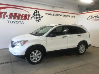 Used 2011 Honda CR-V 4WD 5DR LX for sale in St-Hubert, QC