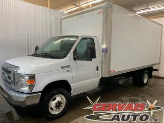 Used 2016 Ford Econoline E-450 CUBE 16 PIEDS - RAMPE DE CHARGEMENT for sale in Trois-Rivières, QC