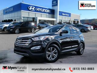 Used 2015 Hyundai Santa Fe Sport 4DR FWD 2.4L  - $98 B/W for sale in Kanata, ON