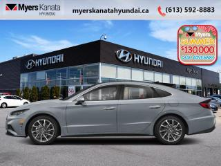 New 2020 Hyundai Sonata Ultimate  - $227 B/W for sale in Kanata, ON