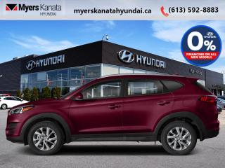 New 2020 Hyundai Tucson Preferred w/ Trend  - $204 B/W for sale in Kanata, ON
