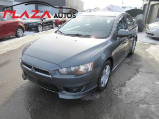 Used 2009 Mitsubishi Lancer 4dr Sdn Man SE for sale in Beauport, QC