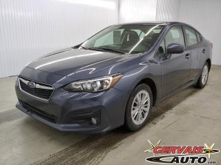 Used 2017 Subaru Impreza Touring AWD MAGS CAMÉRA SIÈGES CHAUFFANTS *Bas Kilométrage* for sale in Shawinigan, QC