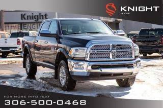 Used 2013 RAM 3500 Laramie for sale in Swift Current, SK