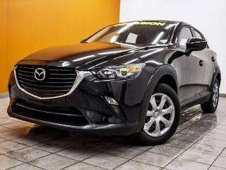 Used 2018 Mazda CX-3 GX AWD *CAMERA RECUL* A/C *BLUETOOTH* PROMO for sale in St-Jérôme, QC