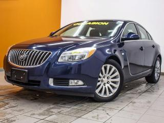 Used 2011 Buick Regal CXL TURBO *SIEGES CHAUFF* BLUETOOTH *USB* PROMO for sale in St-Jérôme, QC