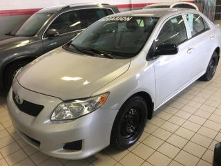 Used 2009 Toyota Corolla CE / MAN / AIR CLIM. for sale in Terrebonne, QC
