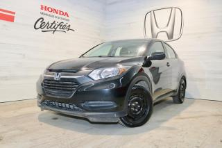 Used 2017 Honda HR-V LX AUTOMATIQUE for sale in Blainville, QC
