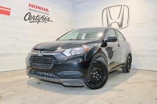 Used 2017 Honda HR-V LX 2RM for sale in Blainville, QC