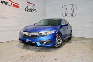 Used 2018 Honda Civic SE 4 portes for sale in Blainville, QC