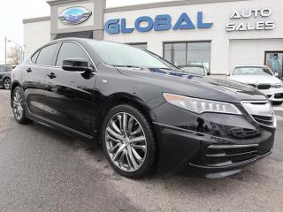 Used 2016 Acura TLX 2.4L P-AWS for sale in Ottawa, ON