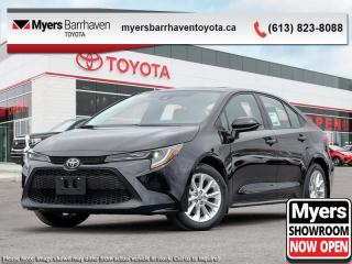 New 2020 Toyota Corolla LE Upgrade Package  - Sunroof - $160 B/W for sale in Ottawa, ON