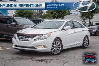 Used 2013 Hyundai Sonata LIMITED 2.0T*CUIR, MAGS, DÉMARREUR, TOIT OUVRANT* for sale in Repentigny, QC