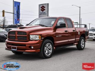 Used 2005 Dodge Ram 1500 Daytona Quad Cab 4x4 ~VERY RARE~ ONLY 26,000 KM for sale in Barrie, ON