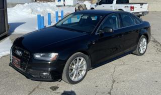 Used 2015 Audi A4 Progressiv plus for sale in Midland, ON