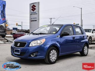 Used 2010 Suzuki Swift ~ONLY 132,000 KM! ~Air Conditioning ~Automatic for sale in Barrie, ON