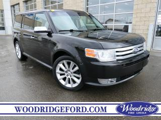Used 2011 Ford Flex limited for sale in Calgary, AB