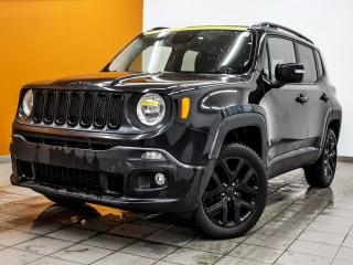 Used 2016 Jeep Renegade NORTH 4X4 CAMÉRA *SIÈGES / VOLANT CHAUFFANT* for sale in Mirabel, QC