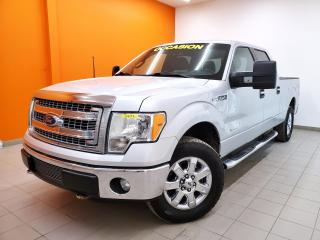 Used 2013 Ford F-150 XLT CREW 4X4 *ECOBOOST* BLUETOOTH *GR REMORQ PROMO for sale in Mirabel, QC