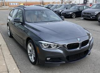Used 2019 BMW 3 Series 330i xDrive Touring for sale in Dorval, QC