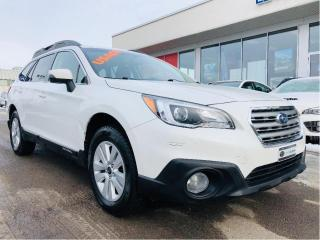 Used 2016 Subaru Outback 5dr Wgn Man 2.5i w-Touring Pkg for sale in Lévis, QC