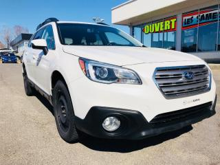 Used 2016 Subaru Outback 5dr Wgn CVT 2.5i w-Touring Pkg for sale in Lévis, QC
