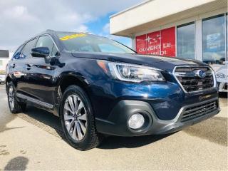 Used 2018 Subaru Outback 2.5i Premier w-EyeSight Pkg for sale in Lévis, QC