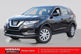 Used 2017 Nissan Rogue S CAMERA DE RECUL / BLUETOOTH / SIEGES CHAUFFANTS for sale in Montréal, QC