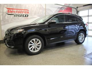 Used 2017 Acura RDX AWD for sale in Lévis, QC