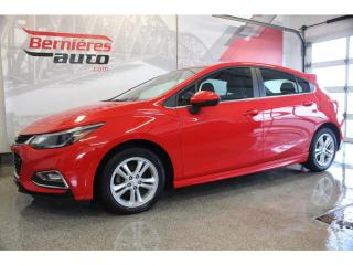 Used 2017 Chevrolet Cruze LT RS for sale in Lévis, QC