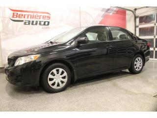Used 2009 Toyota Corolla for sale in Lévis, QC