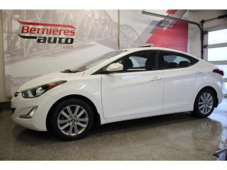 Used 2015 Hyundai Elantra SE for sale in Lévis, QC
