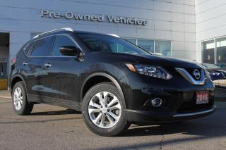 Used 2016 Nissan Rogue SV ONE OWNER ACCIDENT FREE TRADE WITH ONLY 41848 KMS NISSAN CERTIFIED PREOWNED! for sale in Toronto, ON