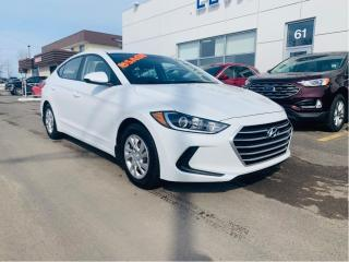 Used 2017 Hyundai Elantra 4dr Sdn Man L for sale in Lévis, QC