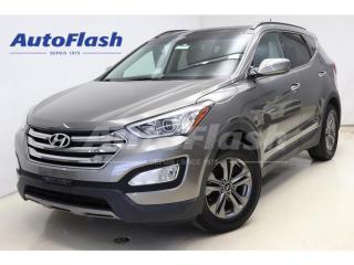 Used 2015 Hyundai Santa Fe Sport Luxury 2.4L AWD *Cuir/Leather *Bluetooth *Camera for sale in St-Hubert, QC