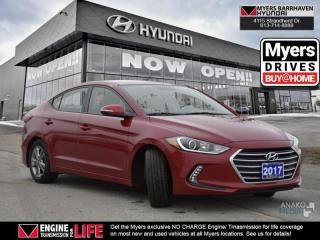 Used 2017 Hyundai Elantra GL  CLEARANCE SALE ON NOW!!! for sale in Nepean, ON