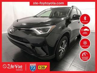Used 2016 Toyota RAV4 LE GR AMÉLIORÉ *AC,SIEGES ET MIROIRS CHAUFFANTS* for sale in Québec, QC