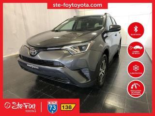 Used 2017 Toyota RAV4 LE GR AMÉLIORÉ *AC, SIEGES ET MIROIRS CHAUFFANTS* for sale in Québec, QC
