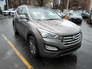 Used 2015 Hyundai Santa Fe Sport AWD LUXURY **TOIT,CAMERA,CUIR,UN PROPRIO for sale in Montréal, QC