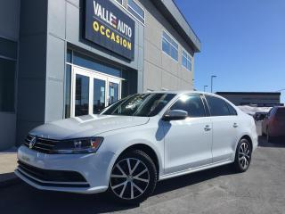 Used 2016 Volkswagen Jetta 4dr Auto 1.8T Sport PZEV for sale in St-Georges, QC