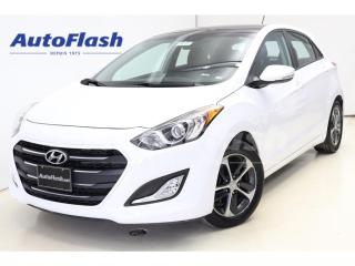 Used 2016 Hyundai Elantra GT GLS *Bluetooth *Bas kilo! / Low km's! *Toit-Pano for sale in St-Hubert, QC