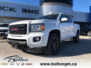 New 2020 GMC Canyon SLE for sale in Bolton, ON