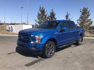 New 2020 Ford F-150 Lariat for sale in Fort Saskatchewan, AB