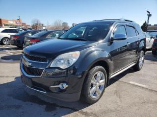 Used 2011 Chevrolet Equinox Awd 4dr Ltz for sale in Scarborough, ON
