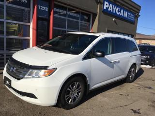Used 2011 Honda Odyssey EX-L for sale in Kitchener, ON