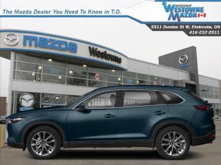 New 2020 Mazda CX-9 GS-L  - Wood Grain Trim -  Sunroof for sale in Toronto, ON