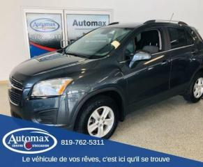 Used 2015 Chevrolet Trax LT1 AWD for sale in Rouyn-Noranda, QC
